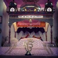Photo taken at Sri Guru Singh Sabha Glen Rock Gurdwara by Ed H. on 4/27/2013