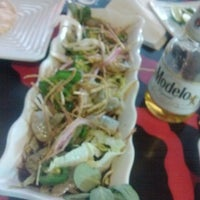 Photo taken at Cabo Grill Fish & Tacos by Alberto E. on 3/1/2013