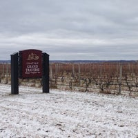 Photo taken at Chateau Grand Traverse by Rob D. on 11/24/2012