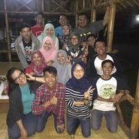 Photo taken at Kampung Batu Malakasari by Mayahsastriah J. on 7/30/2016