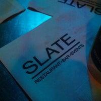 Photo taken at SLATE by Jon Jon on 4/7/2013