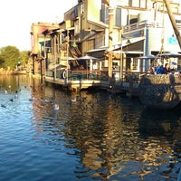 Photo taken at Pacific Wharf by Tina J. on 1/20/2013
