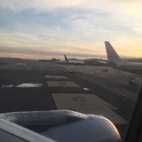 Photo taken at Terminal B by Blair E. on 12/5/2016