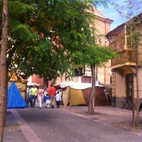 Photo taken at Plaza del Santo Martino by Jose C. on 10/7/2012