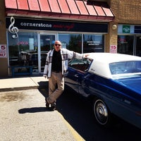 Photo taken at Cornerstone Music Cafe by Jim J. on 6/8/2015