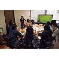Photo taken at Ansir Innovation Center by Jen A. on 7/18/2014