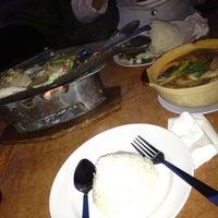 Photo taken at Pormtip Thai Restaurant by KiPD I. on 11/12/2012