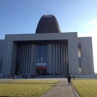 Photo taken at Świątynia Opatrzności Bożej by Darth S. on 11/12/2016