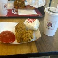 Photo taken at Burger King by Arif Rahman H. on 1/5/2013