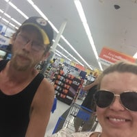 Photo taken at Walmart Supercenter by Cristal K. on 6/23/2016