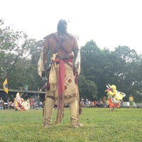 Photo taken at Shinnecock Indian Nation by Ivana N. on 8/31/2014