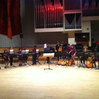 Photo taken at Royal Northern College of Music (RNCM) by David H. on 7/15/2013