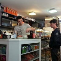 Photo taken at Italiano's Café Expresso by Rafael W. on 5/31/2014