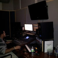 Photo taken at Critical Recording Studio by Jairo M. on 2/28/2013