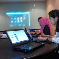 Photo taken at Direktorat Jenderal Administrasi Hukum Umum Kementerian Hukum dan HAM RI by Pyand S. on 8/26/2014