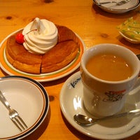 Photo taken at Komeda's Coffee by Koichiro G. on 3/23/2013