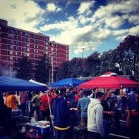 Photo taken at Howard University by Shaffer on 10/20/2012