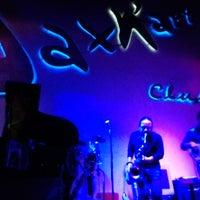 Photo taken at Saxn'art Jazz Club by Janis P. on 3/18/2016