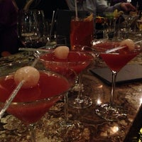 Photo taken at Christopher's Martini Bar by Dawn W. on 12/12/2013