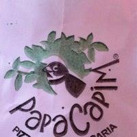 Photo taken at Restaurante Papa Capim by Claudemir M. on 1/2/2013