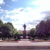 Photo taken at Площадь Мытищи by Dima K. on 6/23/2013