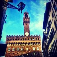Photo taken at Piazza della Signoria by Antonio C. on 11/20/2012