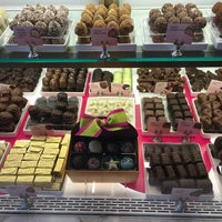 Photo taken at Godiva Chocolatier by Jessica S. on 7/17/2016