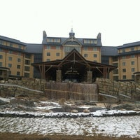 Photo taken at Mount Airy Casino Resort by Susan O. on 2/16/2013