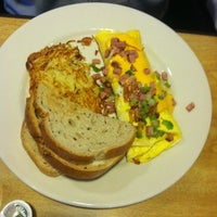 Photo taken at Perkins by Susan O. on 1/5/2013