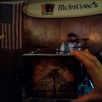 Photo taken at McIntyre's Pub by Cristo L. on 11/23/2014