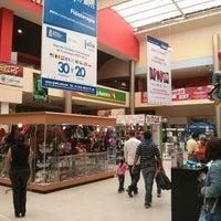 Photo taken at Plaza Dorada by Gerardo A. on 7/13/2013