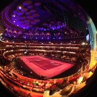 Photo taken at Royal Albert Hall by Jennifer H. on 12/6/2012