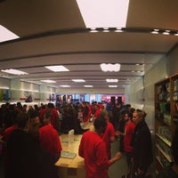 Photo taken at Apple Annapolis by Chris H. on 12/22/2012