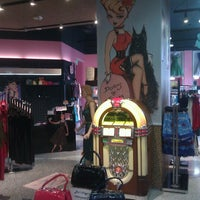 Photo taken at Bettie Page @ Forum Shoppes by Jay S. on 8/16/2013