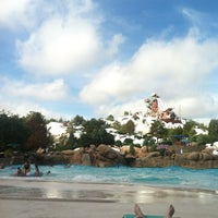 Photo taken at Disney's Blizzard Beach Water Park by Patty T. on 12/9/2012