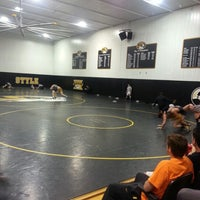 Photo taken at Hearnes Center by Adam O. on 10/21/2012