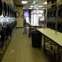 Photo taken at Laundromat by Liena E. on 8/30/2013