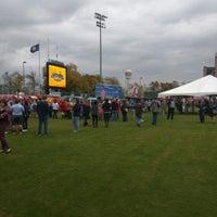Photo taken at Whitaker Bank Ballpark by John G. on 10/24/2015