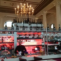 Photo taken at Victor and Carina Contini Ristorante by Stephen B. on 2/7/2015