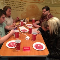 Photo taken at Donatos Pizza by Paul D. on 12/27/2014