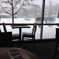 Photo taken at Saint Louis Bread Co. by Chris M. on 1/5/2014