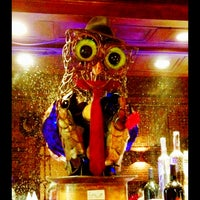 Photo taken at The Owl Bar by Kira T. on 5/10/2013