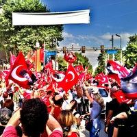 Photo taken at Bağdat Avenue by Theo K. on 6/2/2013