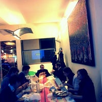 Photo taken at faberNovel by geoffrey d. on 12/20/2012