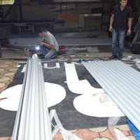 Photo taken at Kage Kepenk Fabrika by Cengiz Ş. on 10/6/2012