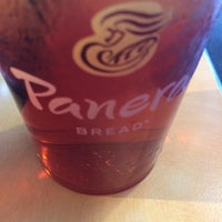 Photo taken at Panera Bread by Travis R. on 2/13/2014