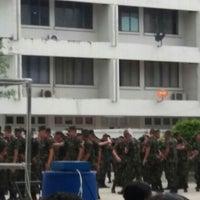 Photo taken at โรงเรียนช่างฝีมือทหาร by Min S. on 5/14/2016