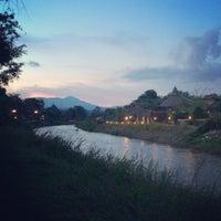 Photo taken at Rim Pai Cottage by Matthias W. on 10/27/2014