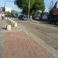 Photo taken at Largo da Freguesia by Gabriella P. on 5/20/2013