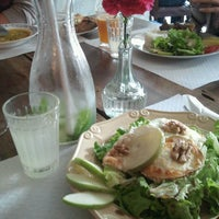 Photo taken at Café Tati by Karin M. on 6/9/2013